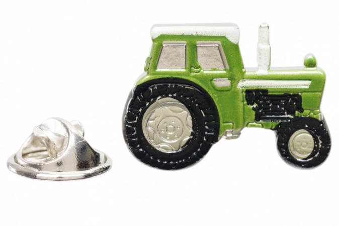 Tractor Lapel Pin